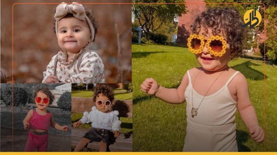 طفلة سوريّة تعرض الأزياء لعلامات تجاريّة عالميّة وتتحضر لعرضٍ تلفزيوني