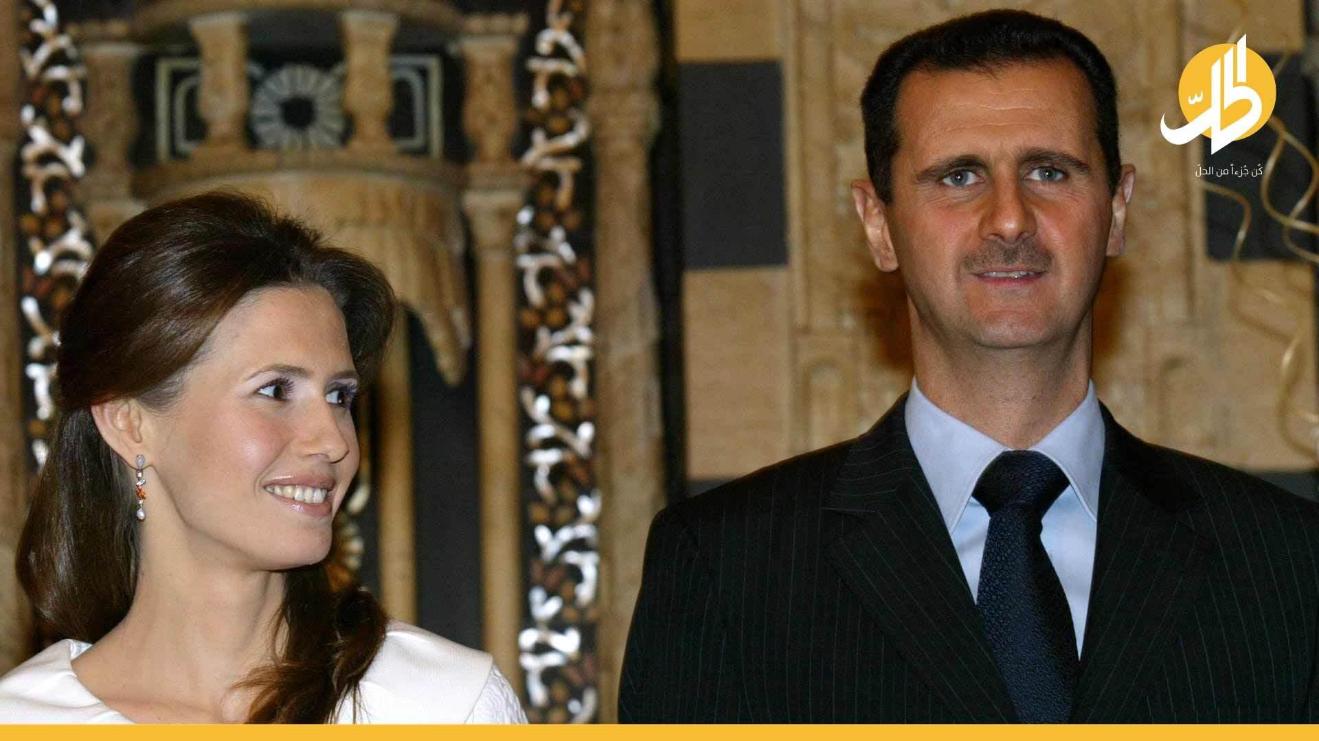 سر اختفاء بشار الأشد وزوجته لفترة طويلة واستسلامه للولايات المتحدة