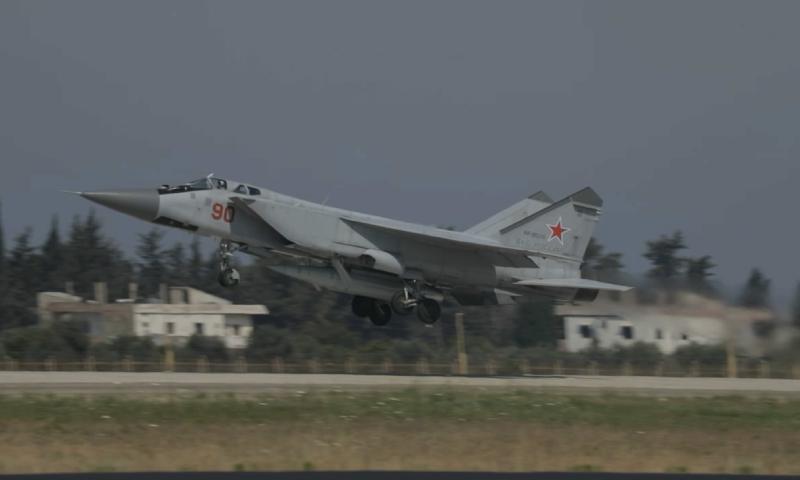 روسيا تدخل إلى سوريا أعتى سلاح لديها وبوتين يشرف على العملية الخاصة