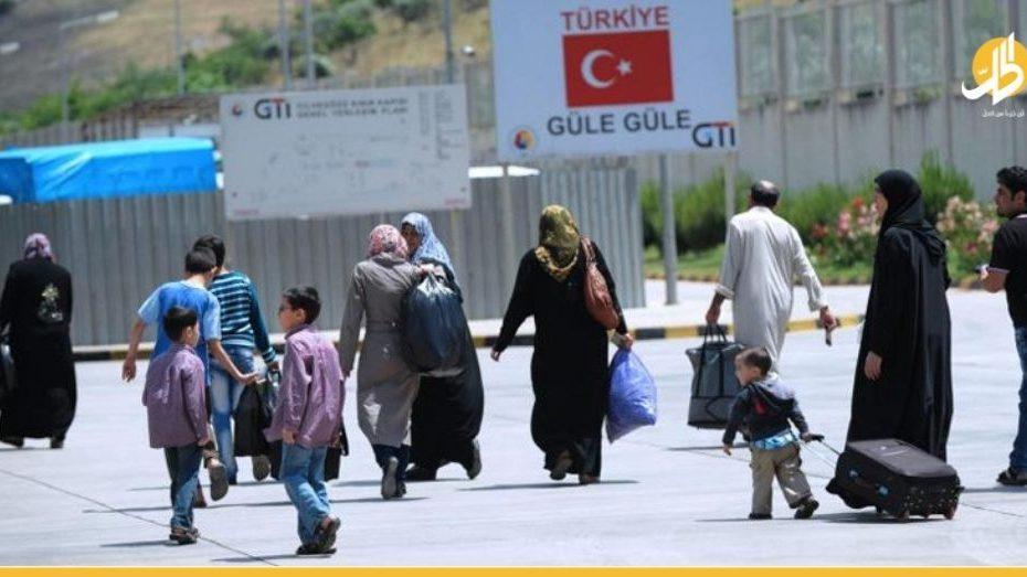 سوريون يبرمون خطة للخروج من تركيا نحو بلاد محددة للبحث عن حياة أفضل بعد الأوضاع الأخيرة حولهم في البلاد