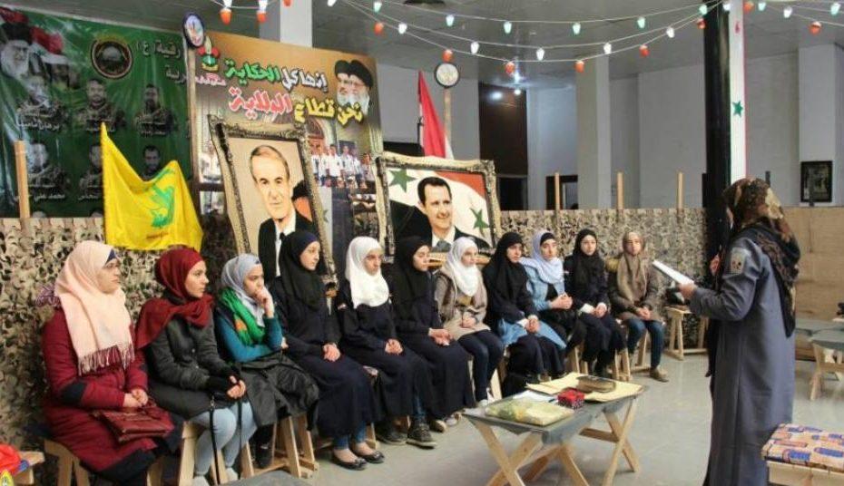 طالبة إيرانية تتألق في سوريا وتتفوق على السوريين في أهم امتحان