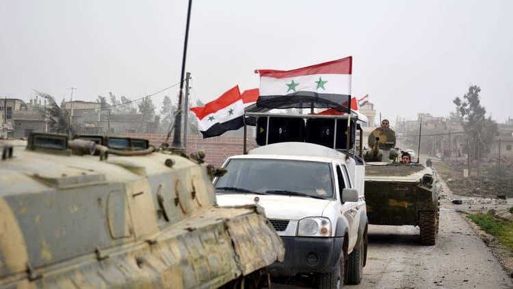 بشار الأسد يأمر كبرى فرق وسرايا الجيش السوري للتحرك باتجاه منطقة جديدة لتفيذ المهمة