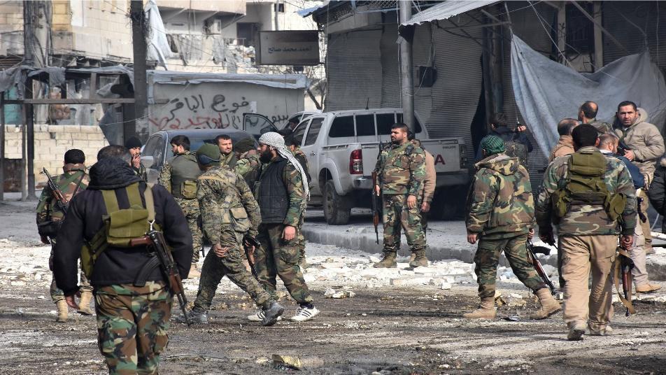 عائلة سورية موالية تنقلب ضد نظام الأسد وتبدأ بتحرك كبير في مدينة حلب