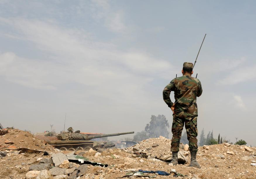 المعـ.ـارضة السورية تعلن استدارتها وفق الخطة ب وأول عملـ.ـية ناجحة منذ سنـ.ـوات