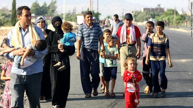 تقرير أوربي هام حول مصير اللاجئين في الخارج ومستقبل السوريين في الداخل وتفصيل واقع المحافظات السورية بحسب الأمان والقدرة على العودة لها