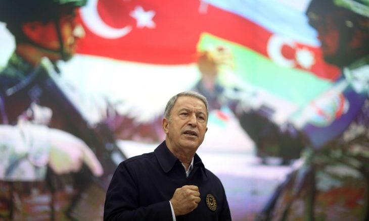 """وزارة الدفاع التركية تعلن عن نجاح العملية """"1"""" في سوريا وتحذر: القادم عظيم ولكم الويـ.ـل من الثـ.ـعلب الأحمر"""