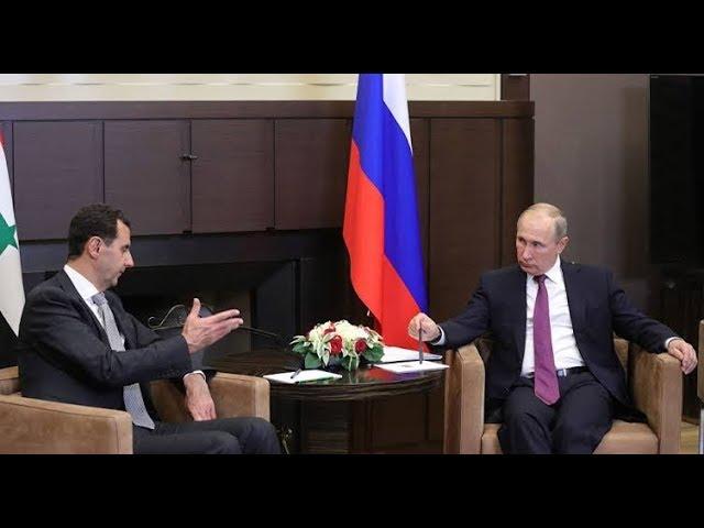 بوتين يعطي أوامره لبشار الأسد لعقد اجتماع هام يخص اللاجئين السوريين في الخارج