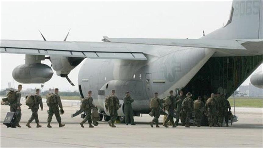 الرئيس والكونغرس يوجهون الأوامر للجيش الأمريكي بالتحرك نحو سوريا لتنفيذ المهمة