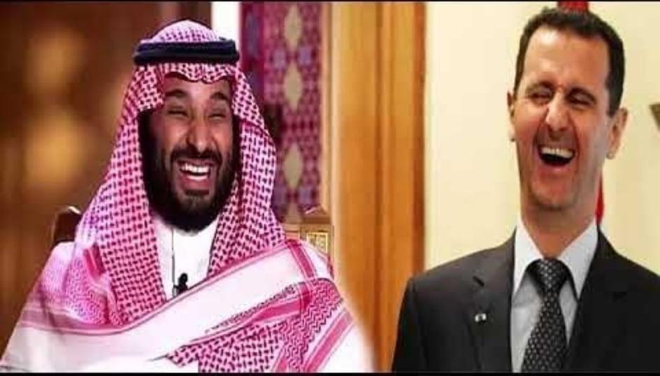 صفـ.ـعة سعودية لبشار الأسد بأمر من الملك سلمان والأمراء يبدأون بتنفيذ المهمة