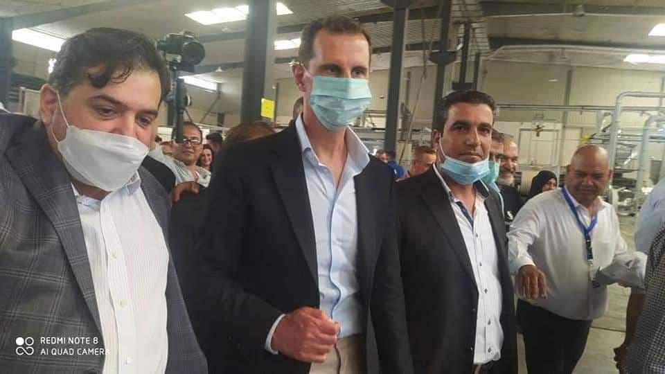 بشار الأسد ينصد.م من قرارات الرئيس الأمريكي بايدن الأخيرة بحقه وحق العديد من المقربين منه وسط اضــ.طراب كبير في القصر الجمهوري