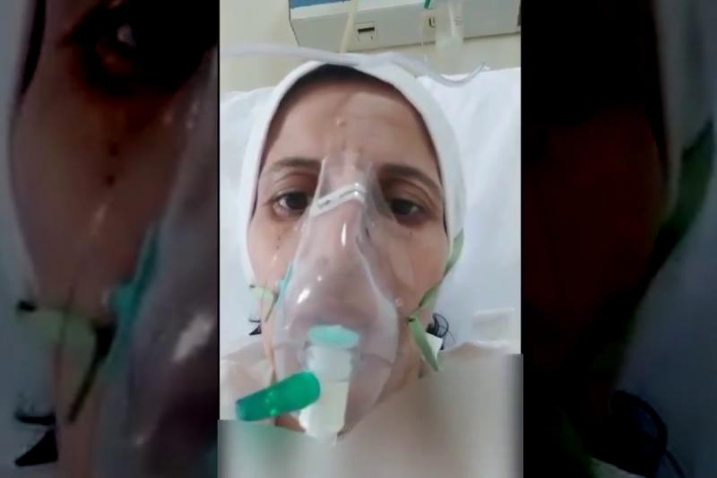 امرأة سورية توجه رسالة للرئيس التركي أردوغان وتناشد إخوتها السوريين للوقوف معها فورا (فيديو)