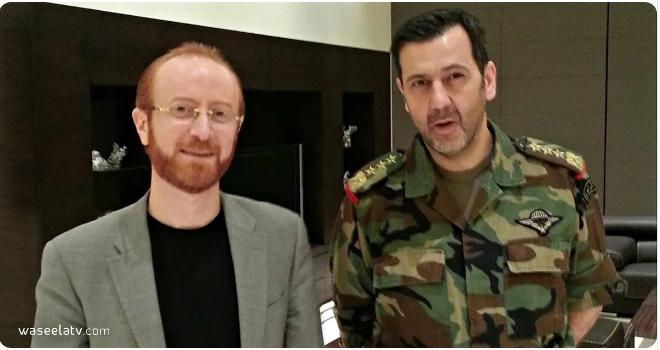 صديق ماهر الأسد المقرب ينقلب على النظام ويعلن معارضته للحكومة والنظام