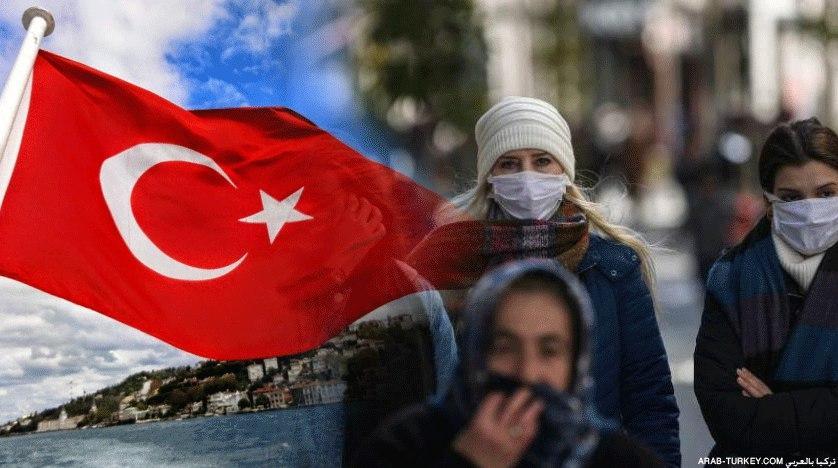 الخبراء الأتراك: الموجة الرابعة من الوباء ستضـ.ـ رب تركيا قبل الخريف