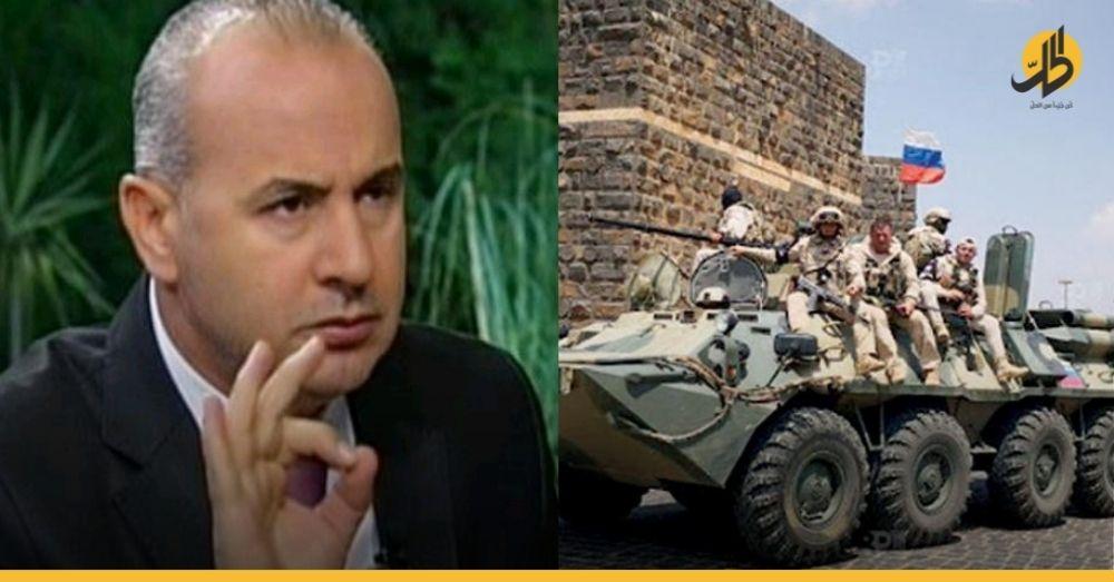 مسؤول سوري لدى النظام يتهـــ.جم على روسيا ويبين دعمها للمعارضة في مناطق عديدة بشكل خــ.في