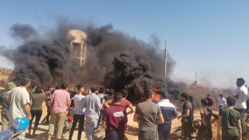 معارضون سوريون في مناطق سيطرة تركيا ينقلبون ويبدأون بأعمال ضدها في تصعيد غير مسبوق