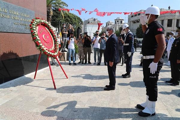 ولاية هاتاي تحتفل بالذكرى 81 لانضمامها إلى الوطن الأم تركيا
