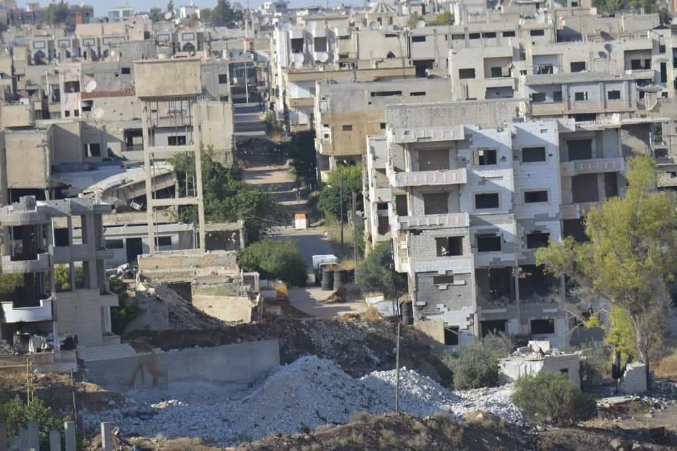 بنود الاتفاق النهائي بين المعارضة السورية ونظام بشار حول مصير بعض المناطق الهامة