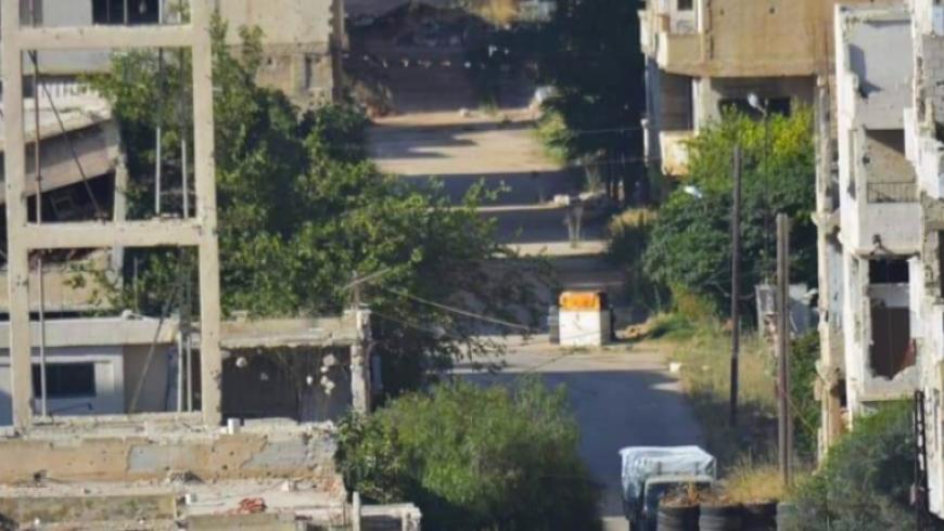 اتفاق بين المعارضين السوريين ونظام الأسد حول مصير منطقة سورية