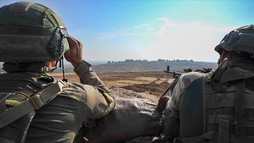 وزارة الدفاع التركي تصدر بيانا حول عملية لقوات البلاد الخاصة في سوريا بأمر من خلوصي أكار