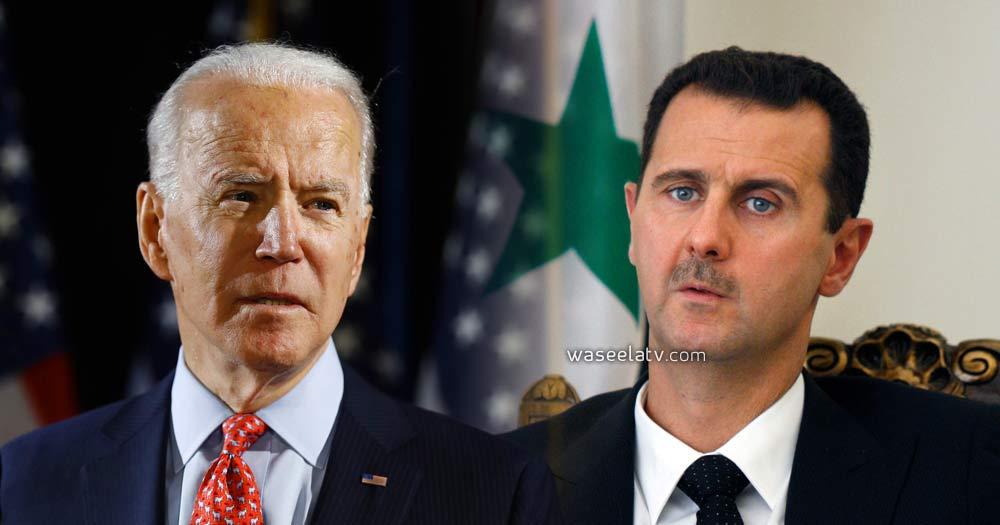 تم الاتفاق على مصير بشار الأسد بين بايدن وإسرائيل مصدر مطلع يبين الحقائق كاملة