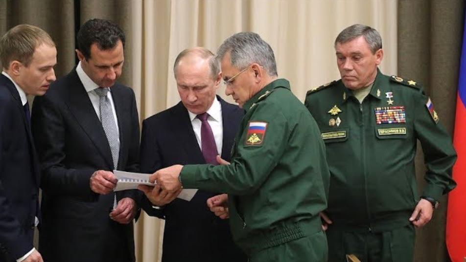 روسيا تتخلى عن بشار الأسد.. مؤشرات حاسمة لمـ.ـصير سوريا القادم