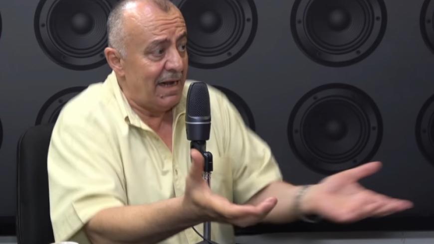 فنان سوري يتحدث يتطاول على روسيا وينتقد الدولة بعد أن كان شبيـ.ـحا مخلصا للنظام (فيديو)