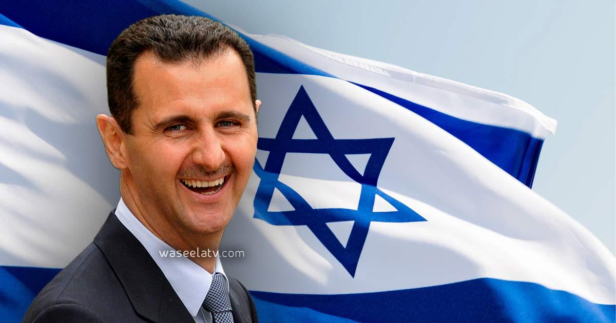 قناة إسرائيلية تفـِ.ضح دور بلادها بمساعدة بشار الأسد على بقاءه في كرسي الرئاسة وإعداد خليفته