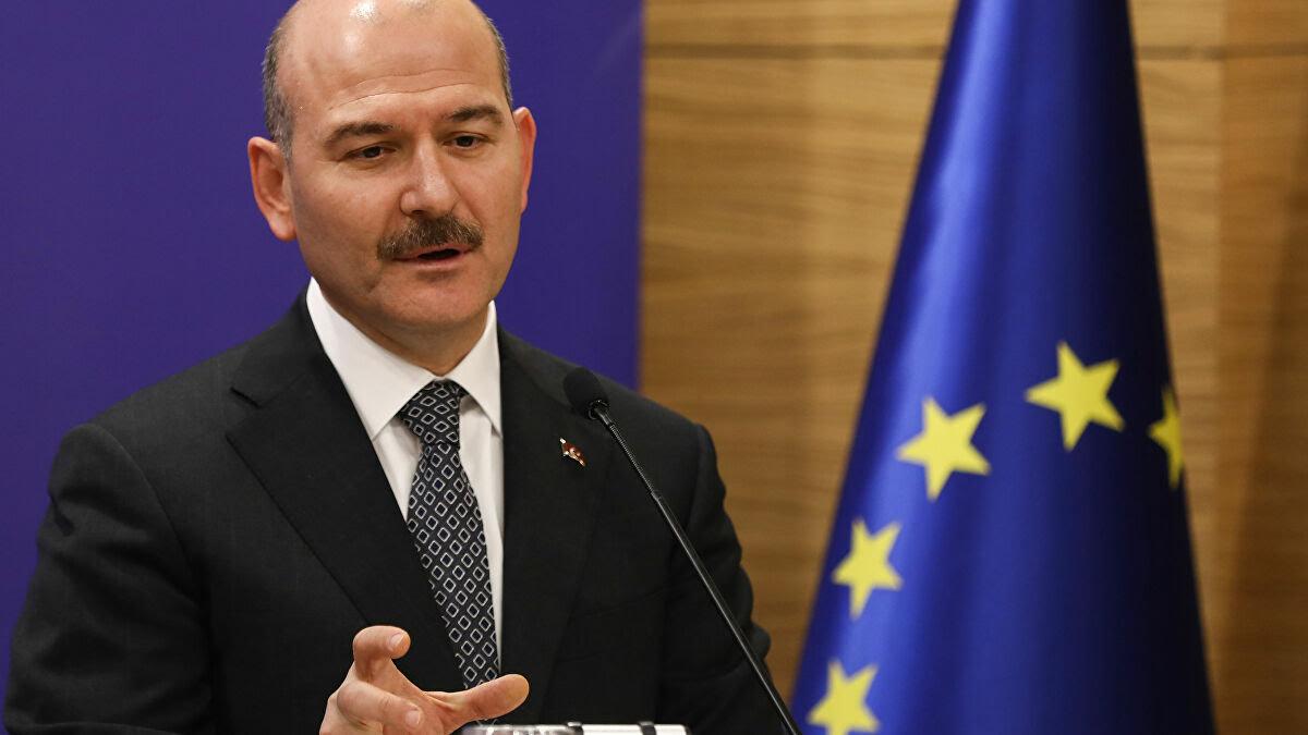 وزير الداخلية التركي يتوجه للسوريين ويكـ.ـشف عن موعد عودتهم وشـ.ـرط بلاده