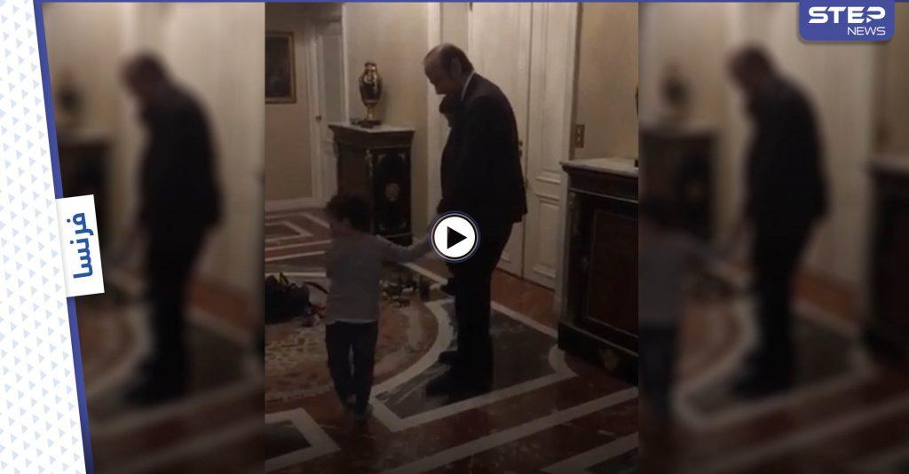بعد الحكم عليه من قبل القضاء الفرنسي رفعت الأسد يجاكر السوريين ويظهر راقصاً (فيديو)