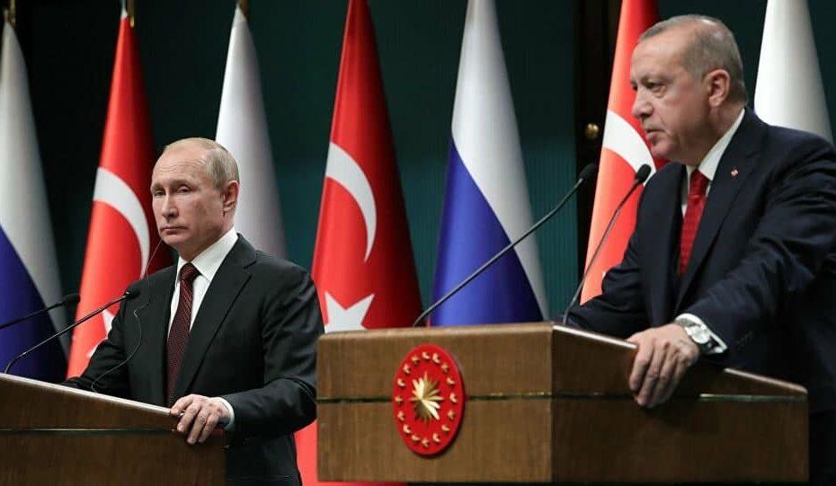 تركيا توجه رسائل رادعة لروسيا في سوريا بعد تصعيدها ضد السوريين مؤخرا والرؤساء بانتظار تقارير قيادة الجيش لاتخاذ القرار