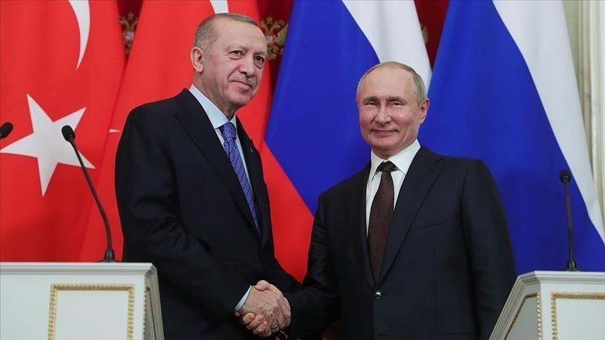 لقاء بين الرئيسين أردوغان وبوتين لإقرار مصـ.ـير بشار الأسد بعد لقاء الأخير به وتحضير الشخصية البديلة المتوافق عليها