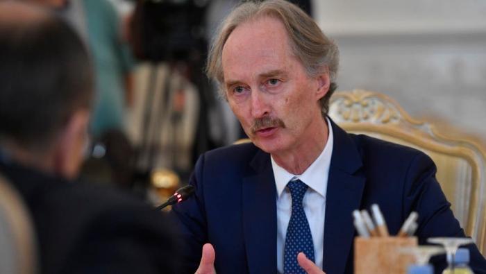مسؤول دولي يكشف عن اتفاق في سوريا من شأنه إنهاء معـ.ـاناة الشعب السوري وبدء مرحلة جديدة