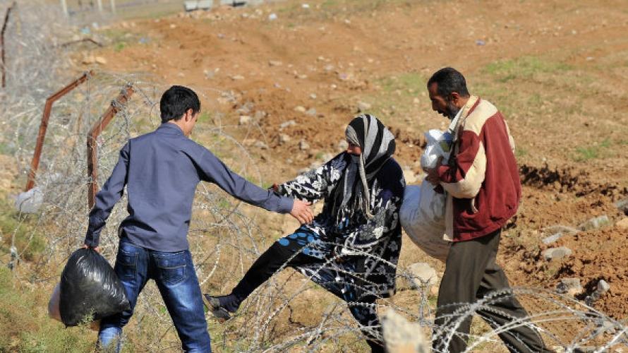 الجندرما التركية تتحـ.ـرك حيال 6 سوريين بعد أفعـ.ـالهم قرب الحـ.ـدود ومصدر أمني يبين ماحـ.ـدث بينهم