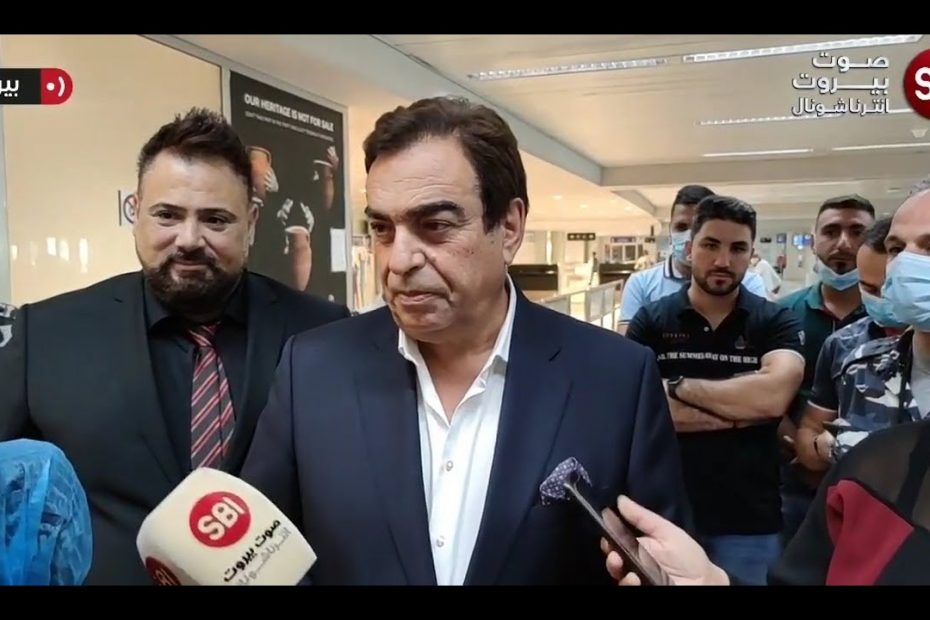 جورج قرداحي بعد تعيينه وزيراً للإعلام في لبنان يستعين ببشار الأسد ويعلن عن الأمل بالعمل (فيديو)