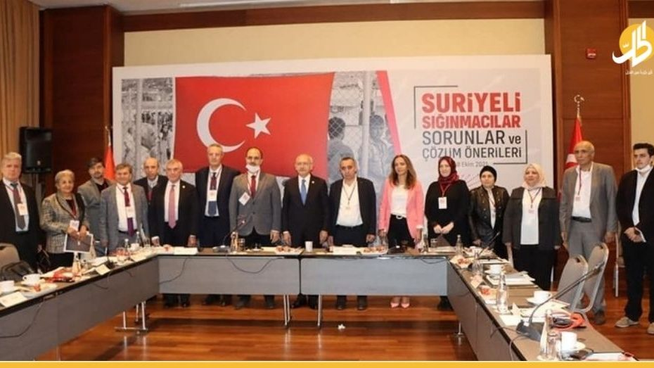 زعيم المعـ.ـارضة التركية يوضح للسوريين مشكـ.ـلته معهم ويبين مصيـ.ـرهم بحال فوزه بالرئاسة