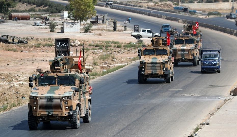 القـ.ـوات التركية في سوريا تتعـ.ـرض لأمر غير مسبوق (فيديو)