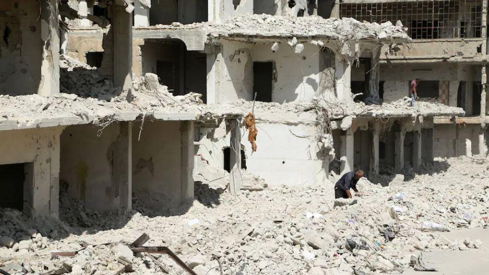 صحف أمريكية تنتـ.ـقد إدارة بايدن وتكـ.ـشف ماتخـ.ـفيه من تعاملها حيال بشار الأسد والملف السوري