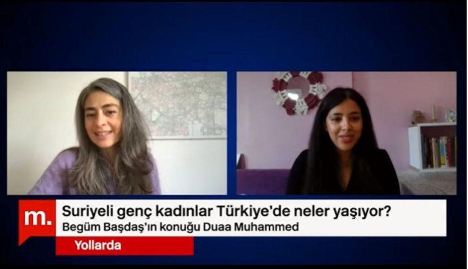 إعلامية تركية تكـ.ـشف عن أبرز الممـ.ـارسات ضـ.ـد السوريين في بلادها والجهات التي تقف خلفها (فيديو)