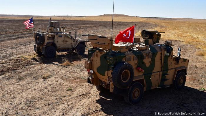 الولايات المتحدة توجه رسالة لتركيا حول سوريا والاتفاق مع بوتين