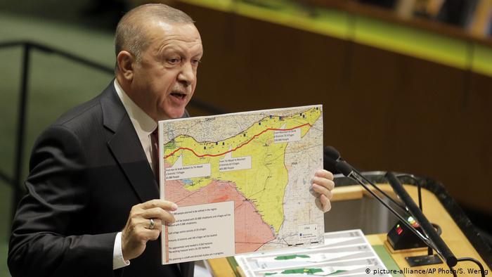 أردوغان يلمح لعمـ.ـلية عسـ.ـكرية في سورية: نفذ صبرنا