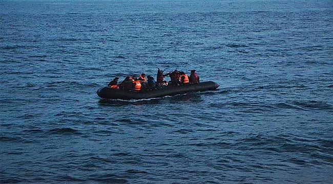 نهـ.ـاية رحلة ستة لاجـ.ـئين سوريين بعد قصة حصلت معهم في البحر