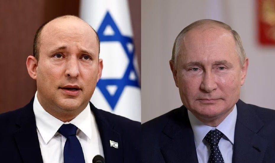 أول لقاء لرئيس الوزراء الإسـ.ـرائيلي الجديد مع بوتين لبحث القرار المشترك حول مستقبل سوريا ومصـ.ـير بشار الأسد