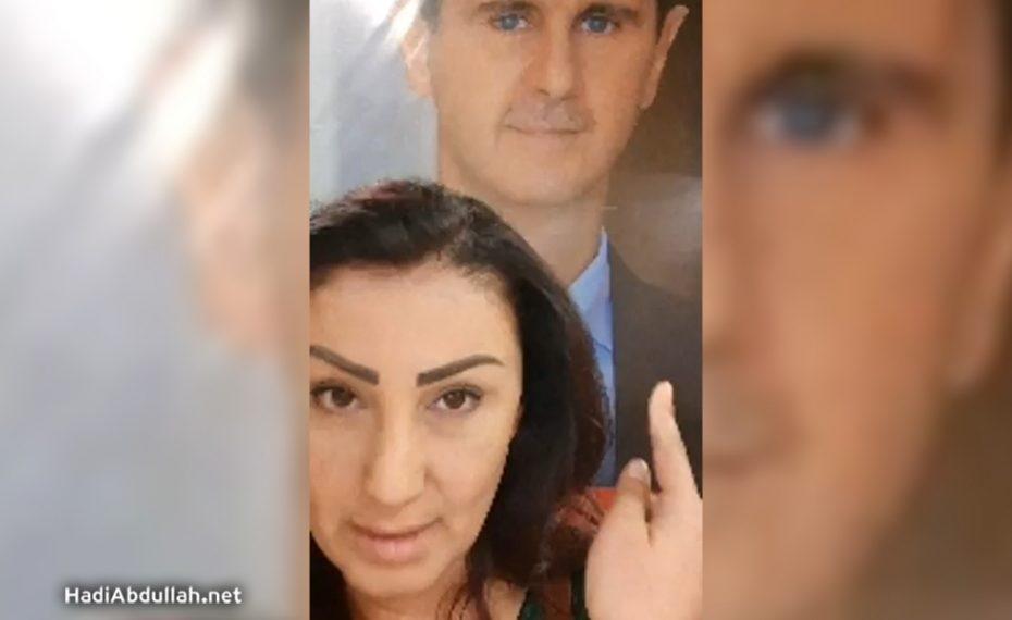 بعد فيديو جـ.ـرة الغاز.. المذيعة الموالية تخرج بمشـ.هد جـ.ديد خلف بشار الأسد معلنةً الطاعة والولاء (فيديو)