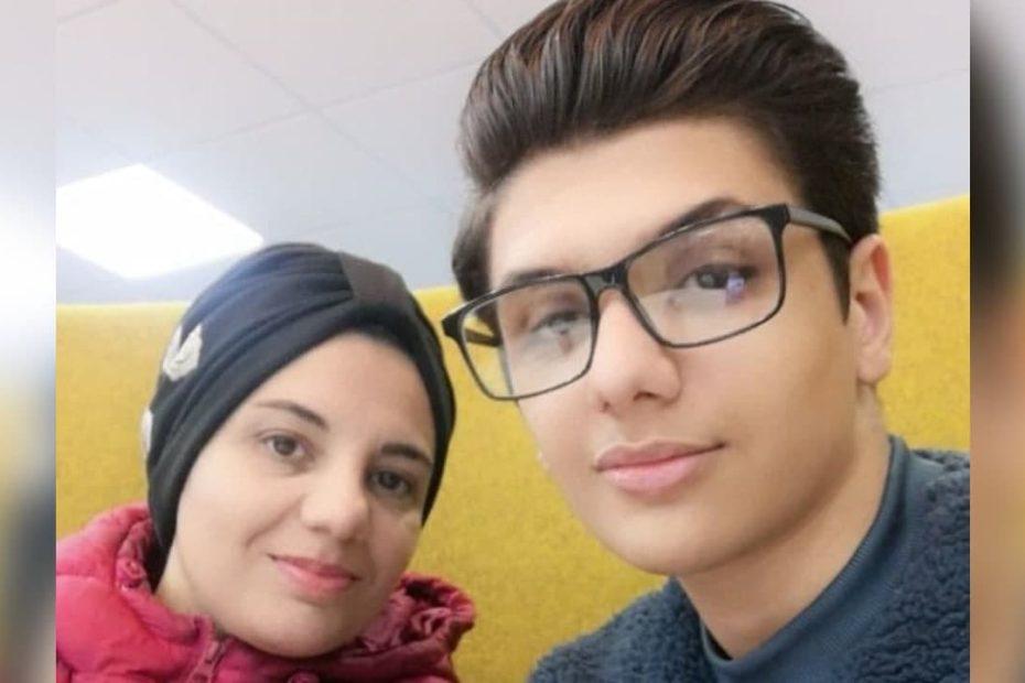 أم سورية إلى جانب ابنها في بريطانيا فـ.ـرقهما الأسد وجمعهما مقعد الدراسة