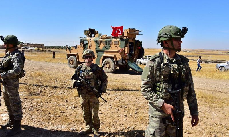 أردوغان ينــ.جح في البرلمان التركي من خلال الموافقة على قراره الخاص بسوريا وجـ.ـيش البلاد